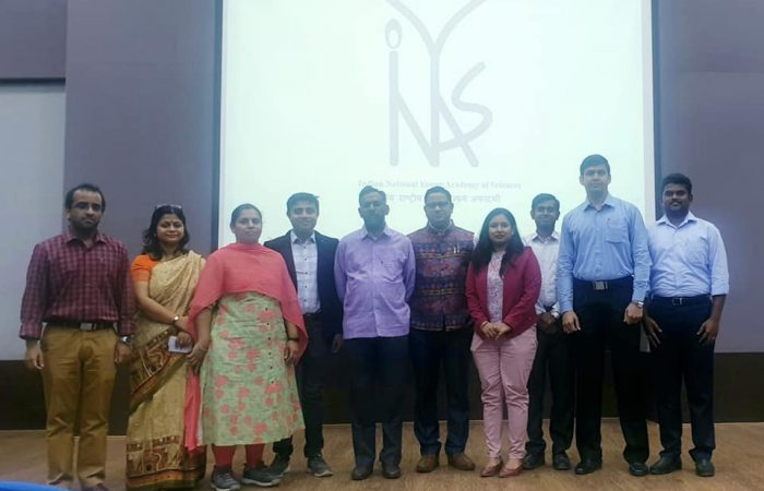 Capacity building efforts by INYAS members