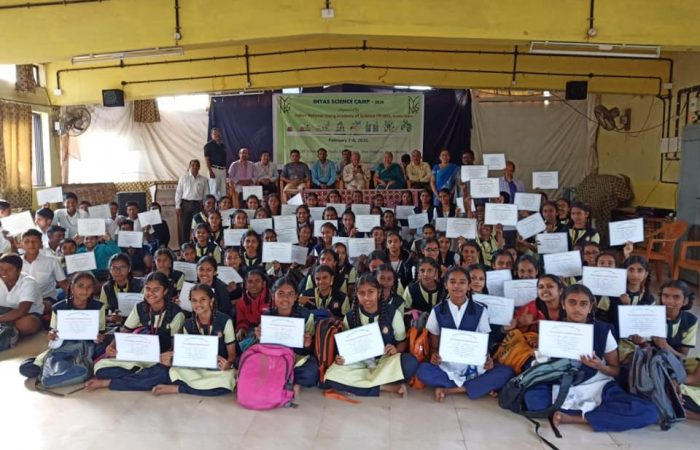INYAS continues Rural village science outreach for school children