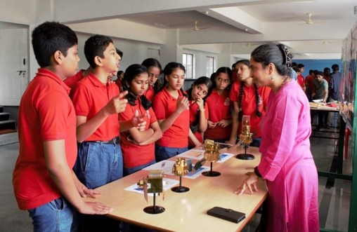 Science camp by Bengaluru Group at Bapagram on 20th July 2019